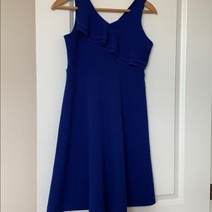 Girls Formal Blue Dress